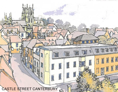 Architects - Castle Street Canterbury