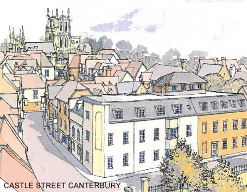 Architects - Castle Street Canterbury