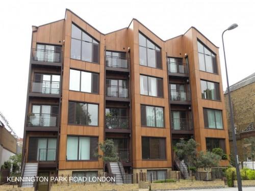 Architects - Kennington Park Road London
