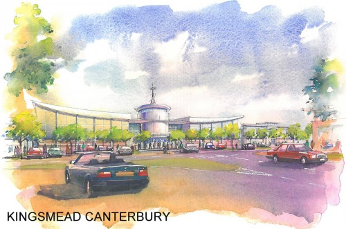 Architects - Kingsmead Canterbury
